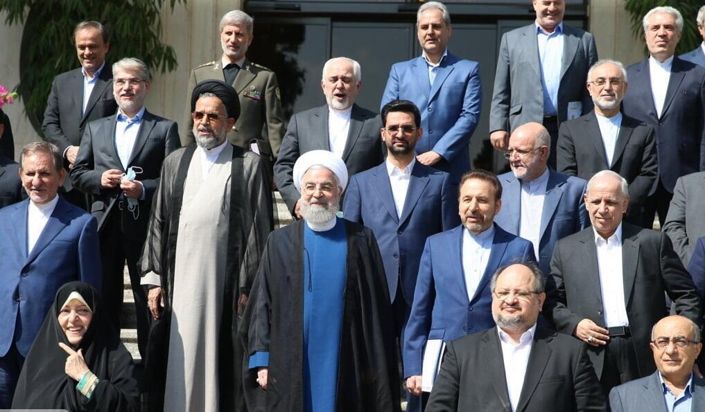 Iran-Gouvernement de Rohani