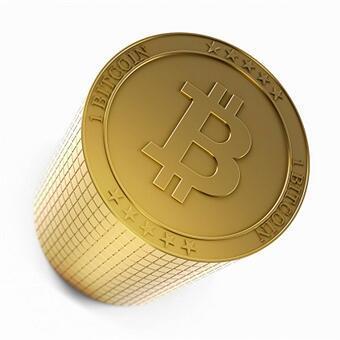 Le bitcoin est une monnaie virtuelle, qui n'a d'existence que sur internet.