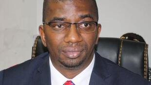 Abdoulaye Magassouba, ministre guinéen des Mines et de la Géologie.