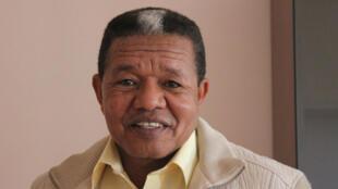 Alphonse Maka, président du Conseil de réconciliation nationale à Madagascar (CFM).