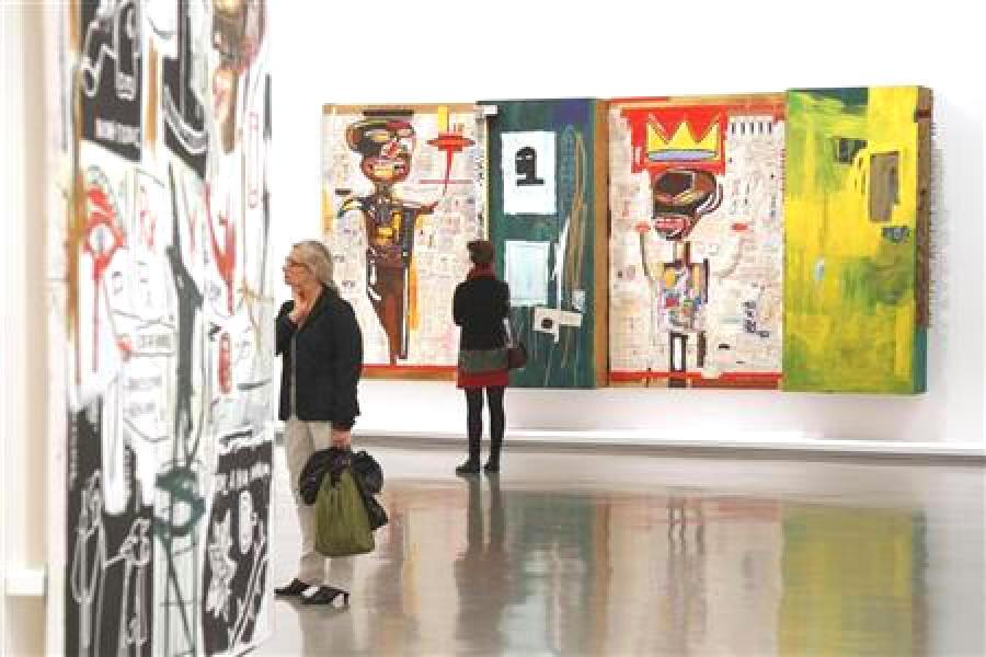Triển lãm các tác phẩm Basquiat năm 2010 tại Palais de Tokyo, Bảo tàng nghệ thuật đương đại Paris