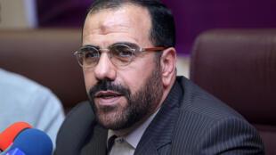 حسینعلی امیری معاون پارلمانی حسن روحانی