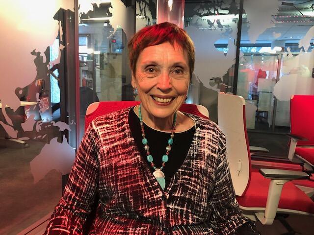 A historiadora e antropóloga Carmen Bernand.
