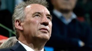 Le garde des Sceaux François Bayrou doit tenir une conférence de presse en fin d'après-midi, ce mercredi 21 juin. .