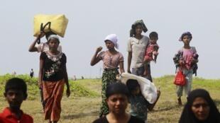 Onda de volência no oeste de Minamar já deixou mais de 26 mil desalojados.