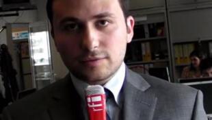 Gaspar Estrada, cientista político