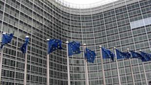 Sede da Comissão Europeia, em Bruxelas.