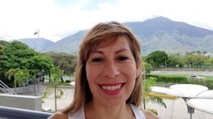 A brasileira Elisany Pinheiro