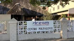 Cento Polivalente da Comunidade de Sant'Egidio, Beira, Moçambique.