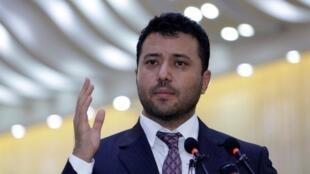 Afghanistan : Enayatollah Farahmand