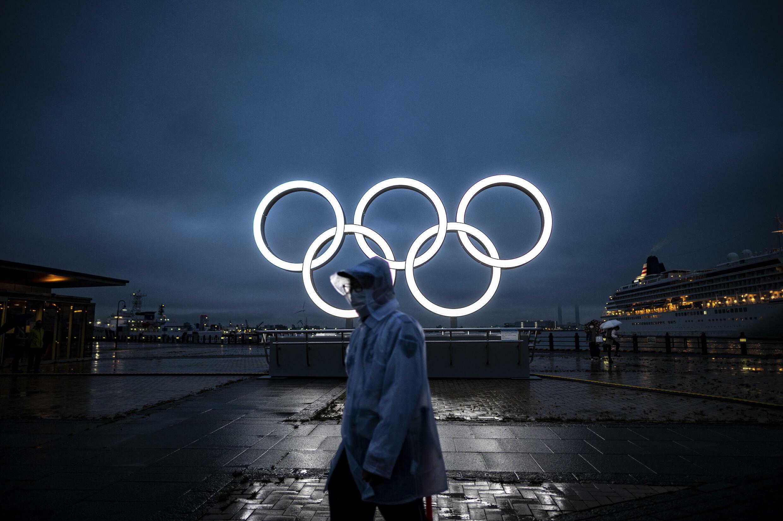东京奥运会大多数赛事禁止观众到场观看2021年7月资料照片