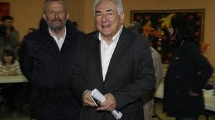 El ex director del FMI, Dominique Strauss-Kahn
