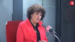 Jacqueline Eustache-Brinio sur RFI le 19 octobre 2020.