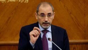 ایمن صفدی، وزیر امور خارجه اردن