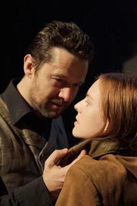 Jérôme Kircher et Julie-Marie Parmentier