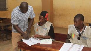A quelques jours du premier tour de l'élection présidentielle du 29 juillet, la polémique autour du fichier électoral perdure. (Photo d'illustration)