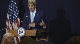 John Kerry espère régler les différends avec l'Iran afin de pouvoir trouver un accord-cadre dès le 31 mars.