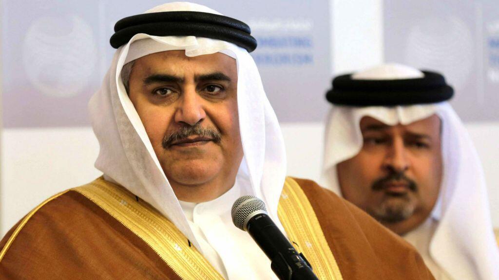 وزیر امور خارجۀ بحرین، شیخ خالد بن احمد آل خلیفه