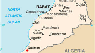Taswirar kasar Morocco