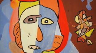 Les dessins de Gaston Chaissac sont à découvrir au MASC en Vendée.