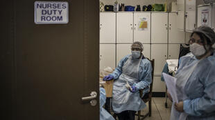 On the front line: More than 24,000 health workers in South Africa have been infected by coronavirus
