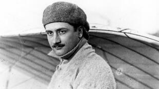 Roland Garros (1888 - 1918).