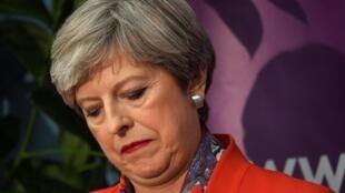 Theresa May, Firaministar Birtaniya