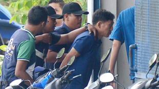 Cảnh sát Malaysia bắt một người Bắc Triều Tiên trong vụ điều tra về cái chết của Kim Jong Nam, Sepang, ngày 18/02/2017