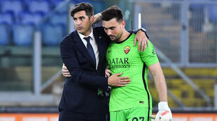 Former AS Roma coach Paulo Fonseca is in talks with Premier League side Tottenham Hotspur to fill the managerial vacancy left when Jose Mourinho was sacked in April according to multiple British media reports