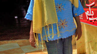 Loubna Ahmed Hussein, le 31 juillet 2009.