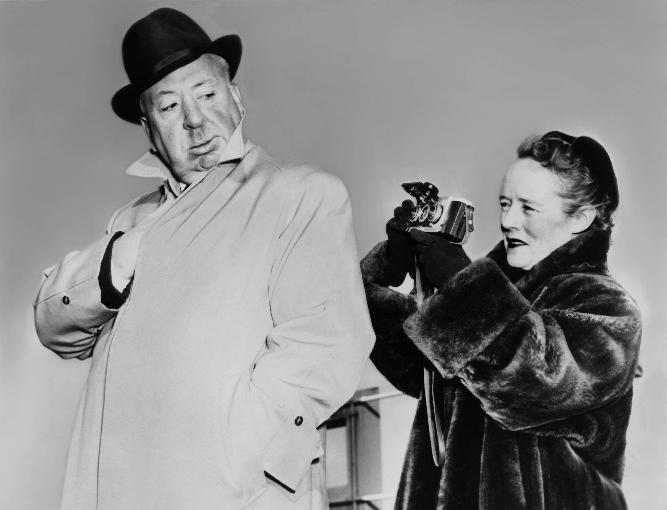 « Dans l'ombre d'Hitchcock : Alma et Hitch », documentaire du cinéaste Laurent Herbiet, présenté au FIPADOC de Biarritz.