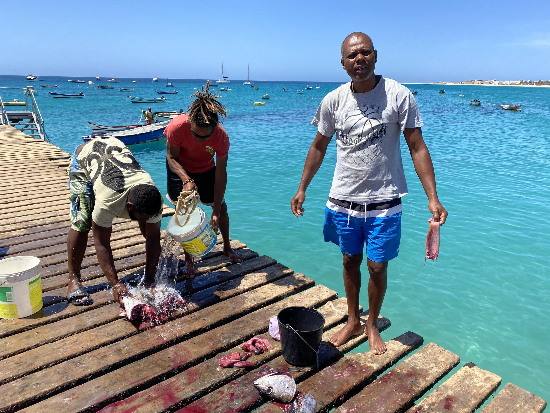 Ilha do Sal. Cabo Verde. 12 de Abril de 2021.