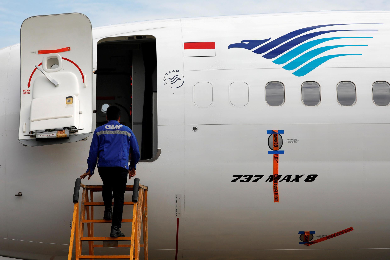 Está sendo estudada versão corrigida do sistema de estabilização do Boeing 737 MAX