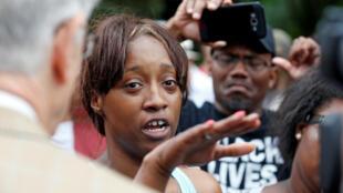 Diamond Reynolds revient sur l'incident qui a abouti au décès de son petit ami, abattu par un agent de police de Minneapolis.
