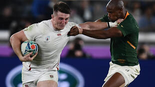 England and South Africa met in the 2019 Rugby World Cup final