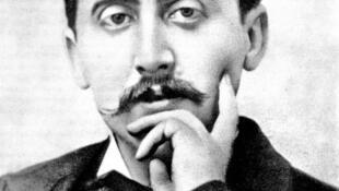 Марсель Пруст в 1895 году