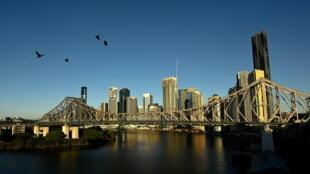 Brisbane (illustration, capitale de l'Etat australien du Queensland a été choisie par le Comité international olympique pour accueillir les Jeux de 2032.