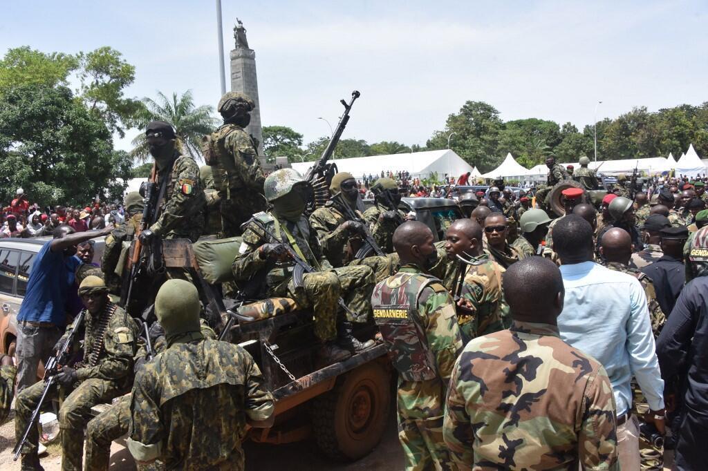 guinée coup doumbouya putsch