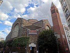 法國巴黎文森聖路易教堂( Église Saint-Louis de Vincennes)