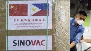 VACCIN CHINOIS -CORONAVIRUS-PHILIPPINES-