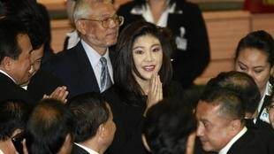 លោកស្រី Yingluck  Shinawatra  នាយករដ្ឋមន្ត្រីទី២៨របស់ប្រទេសថៃ