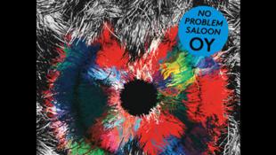 Pochette du deuxième album d'Oy, «No Problem Saloon».