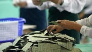 Выборы не проходили в Бирме 20 лет