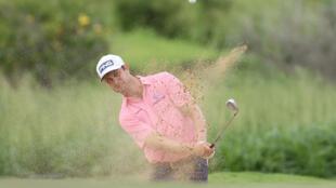 El estadounidense Harris English lidera el torneo de PGA Tournament of Champions at Kapalua, Hawái, tras la disputa de la segunda ronda