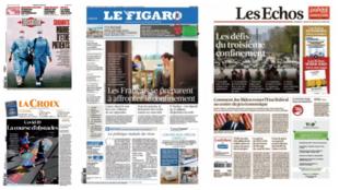 Jornais franceses desta sexta-feira (2) destacam a exaustão dos franceses, após mais de um ano de medidas sanitárias contra a Covid-19.