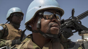 Mission de l'ONU au Mali