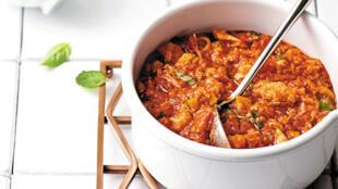 Pappa Pomodoro. Recette extraite du livre «In Cucina» d'Alba Pezone, aux éditions Hachette Cuisine.
