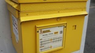 Un tiers de la population du pays serait concernée par la commercialisation des données personnelles des clients de la poste.