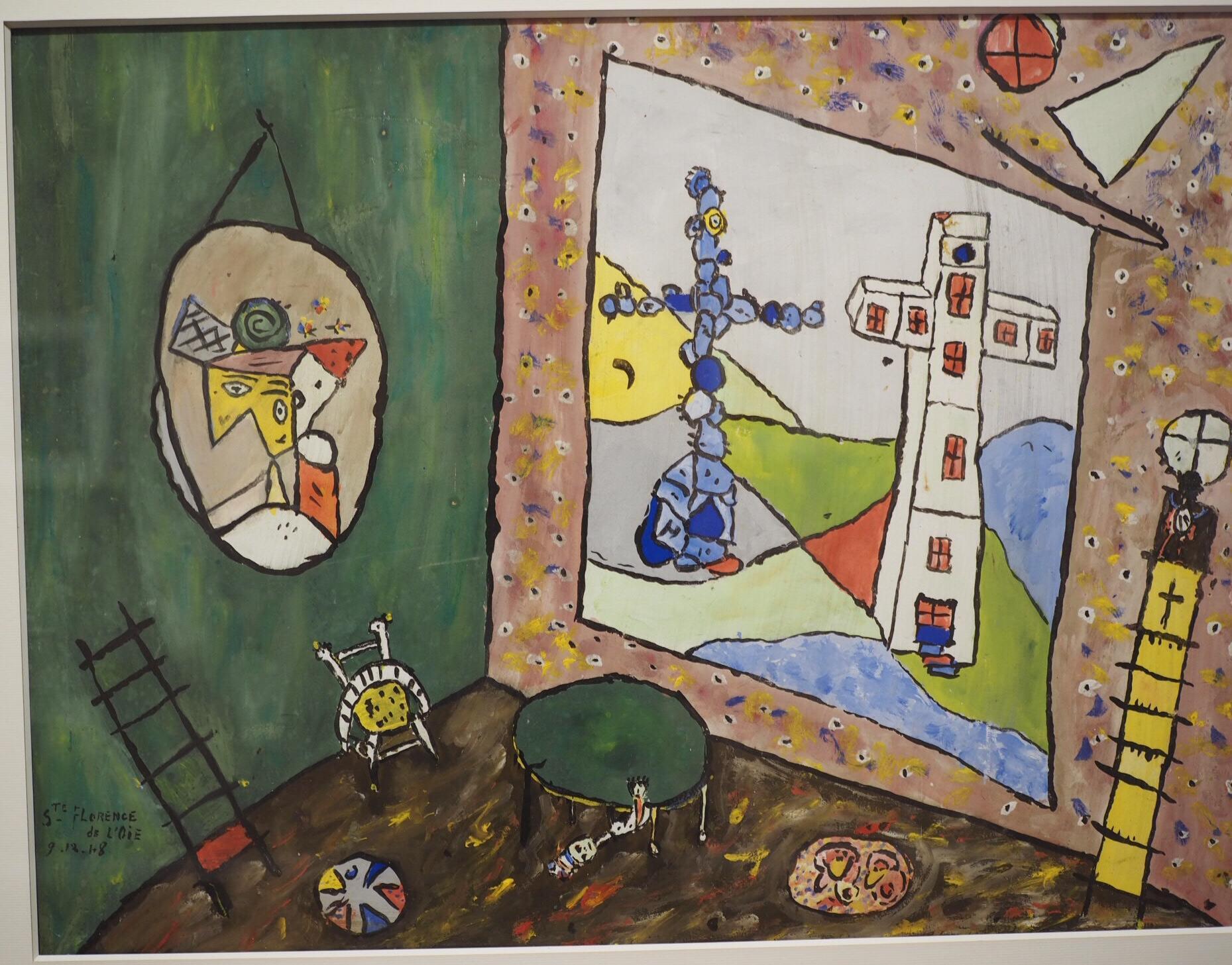 Chaissac Picasso