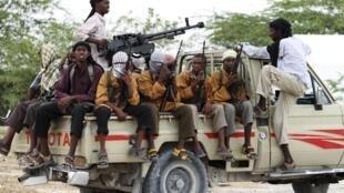 Islamist group in Mogadishu